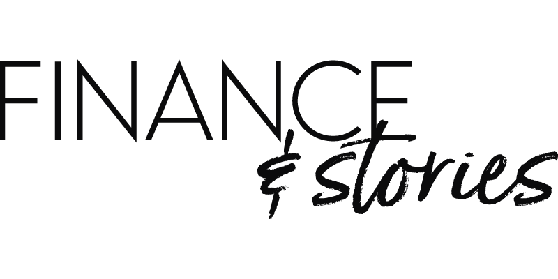 Finance & Stories Logo