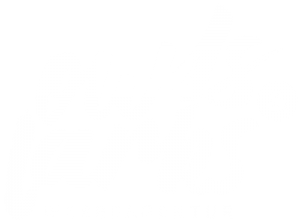 Owls & Larks Logo in Weiß